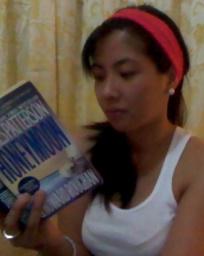 2011 Bookworm (a big fan of James Patterson)