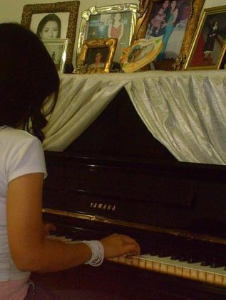 2006 Playing music