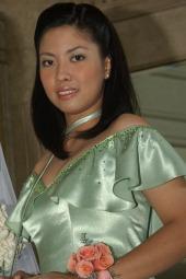 2002 Maid of Honor at my sister's wedding