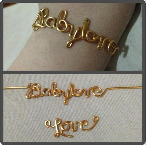 """Babylove"" and ""Love"" by Simone Isabelle"