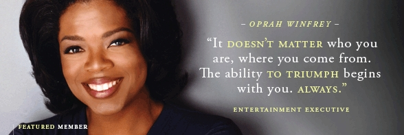 Oprah Winfrey New Year Quotes: Live, Learn And Pass It On
