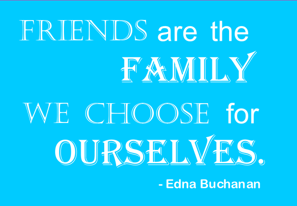 Quote of the Day: Friends